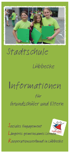 Stadtschule Flyer November 2014