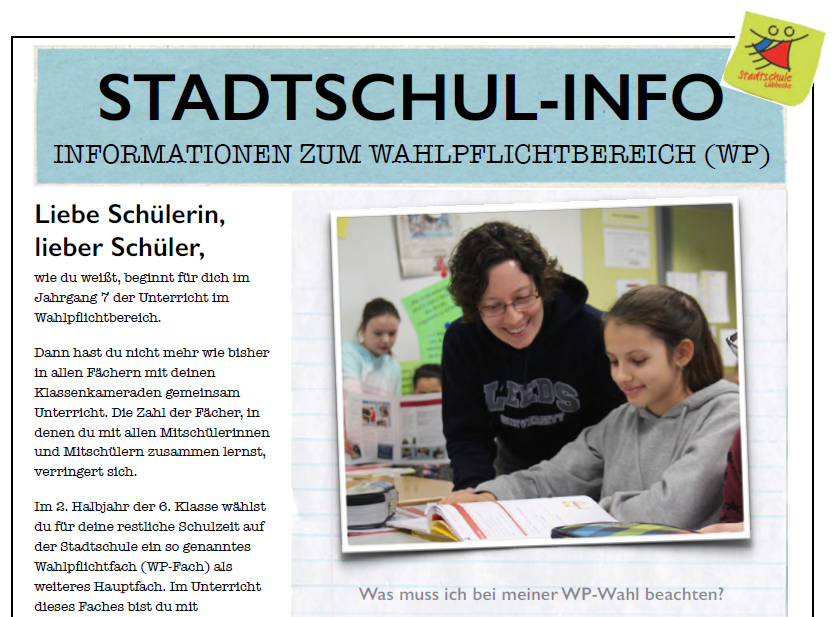 Stadtschule Flyer September 2016